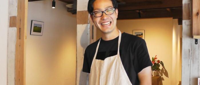 誠農社敷地にある繭久里カフェ-cucuri cafe- のご紹介