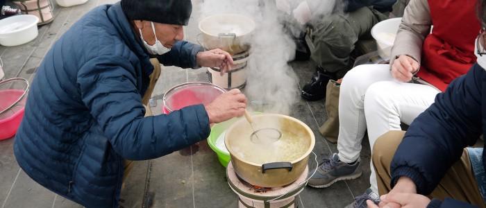 農ある暮らし「味噌作りの会」