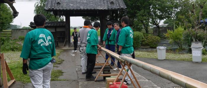 誠農社農業体験(草取り)報告 – 誠和会社会貢献活動