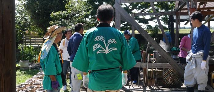誠農社農業体験(稲刈り)報告 – 誠和会社会貢献活動